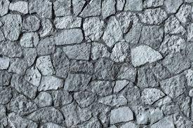 Textuur Van Een Stenen Muur Van Zilverachtige Kleur Met Een Abstract