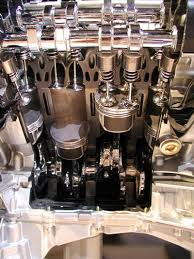 what does it mean when a car has dual overhead cams howstuffworks a cutaway dual overhead cam engine see more pictures of car engines