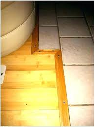 laminate transition strip best transitions for laminate flooring