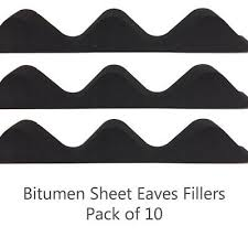 details about eaves filler for corrugated bitumen roofing sheets also onduline coroline