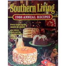 Single Charts 1988 Southern Living 1988 Annual Recipes By Southern Living Inc