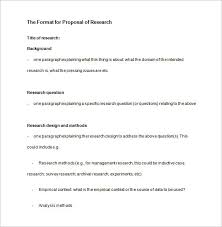 Research Plan Format - Cypru.hamsaa.co