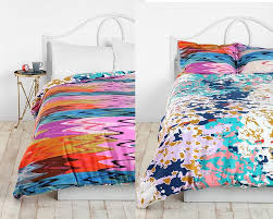 brilliant unusual duvet covers uk sweetgalas in colorful duvet covers