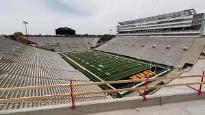 Hawkeye Football Seating Chart Iowa Kinnick Stadium Renovations