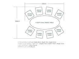 8 dining table dimensions for 8ft pool slate