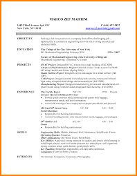 Domestic Engineer Resume Examples Domestic Engineer Resume Examples Of Resumes Mechanical Entry Level 7