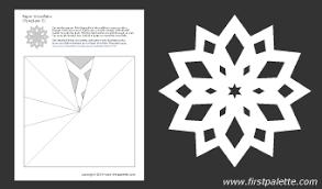 Easy Snowflake Patterns