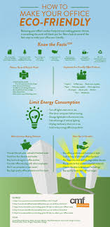 Eco friendly office furniture Sustainable Office How To Make Your Office Ecofriendly Ofdesign Infographic How To Make Your Office Ecofriendly
