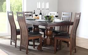 dark wood dining room furniture. Wood Dining Table Set Dark Room Furniture Idea In Philippines .