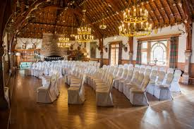 A Fairytale Wedding Venue With A Beautiful Ballroom