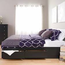king platform storage bed. Amazon.com: Prepac Black King Mate\u0027s Platform Storage Bed With 6 Drawers:  Kitchen \u0026 Dining King Platform Storage Bed