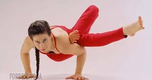 ana forrest yoga for