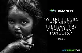 Humanity Quotes Gorgeous Language Quotes