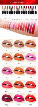 customize private label 12 colors matte