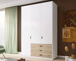 Schlafzimmer Schrank Gamma Weiß Matt Mit Schubladen Home Innovatis