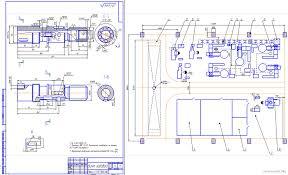 Курсовая работа по технологии машиностроения курсовое  Дипломный проект Технология детали Винт ходовой