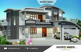 kerala contemporary 2550 sq ft 3 bedroom home design indian home