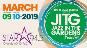 win tickets to jazz in the gardens fest orlando s only r b star945 com