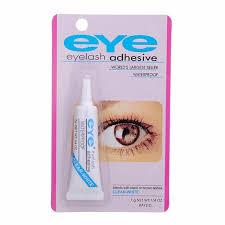 1Pcs Eye Lash Glue Clear White Makeup Adhesive Waterproof False Eyelashes  Lady Professional Hot Selling
