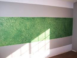 ugly wall green sponge paint glendale arizona foreclosure home real estate