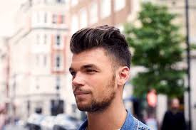 Short Hairstyles For Men With Thick Hair 19 Styles We Love
