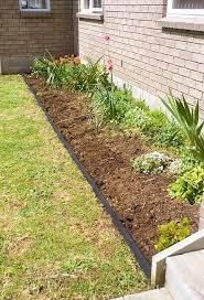 garden bed edging ideas australia