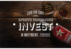 Companies Independents com Invest For Spirit Craft Bevnet In Cash -