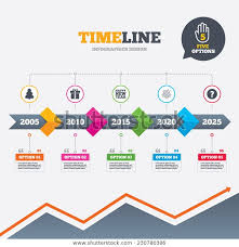 Chart On Happy New Year Timeline Infographic Arrows Happy New Year Backgrounds