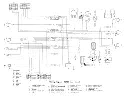 yamaha banshee engine diagram yamaha wiring diagrams