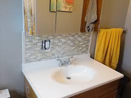 modern bathroom backsplash. Modern Bathroom Backsplash Ideas E