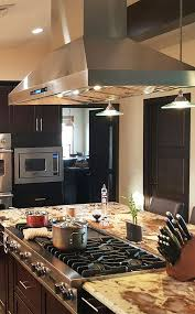 island exhaust hood. Unique Exhaust Beautiful Customer Kitchen Featuring The Proline Range Hoods PROS Island  Hood Powerful Beautiful Professional And Modern Throughout Exhaust Hood H