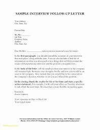 Sample Followup Letter After Interview Erpjewels Cover Letter Format