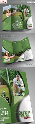 27 Unique Golf Tournament Brochure Template Photos | Zulmaaguiar.com