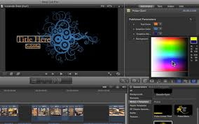 Motion Template Customizing Motion 4 Template Colors In Fcp X By Mark Spencer