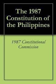 1987 consution of the philippines