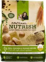 Rachael Ray Nutrish Dog Food Real Chicken Veggies Rachael