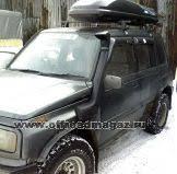 <b>Шноркель Suzuki</b> Escudo / Vitara / Sidekick G16A, SSVTА LLDPE ...