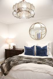 you may have noticed the mirror above the bed i mean who could miss it it is massive and beautiful and so well made i love the design and the color is