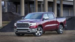 2019 Ram 1500 eTorque V6 and V8 hybrid pickup truck road test review ...