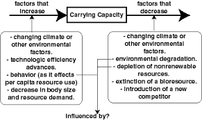 Population Dynamics And Carrying Capacity
