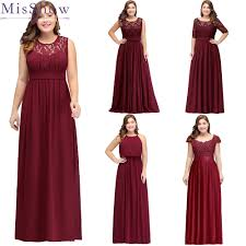 Plus Size Bridesmaid Designers Us 27 99 44 Off 2019 Long Cheap Bridesmaid Dresses Lace Plus Size Bridesmaid Dress 6 Styles Chiffon Wedding Bridesmaid Gown Formal Party Gowns In