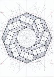 Designs From Mathematical Patterns Polyhedra In 2020 Geometric Drawing Geometry Art Jewelry