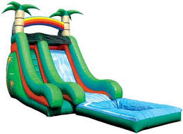 Kidwise Endless Fun 11 In 1 Inflatable Bounce House And Water Water Slides Backyard