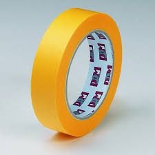 Decorators Masking Tape → 60mm x 60 Metres Fine Line Indoor Paper Masking Tape 54
