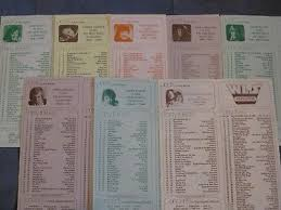 1976 Music Charts Rare Lot Of 508 Wls Music Radio Surveys Chicago Am 89 1976