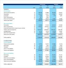 Template Of Statement 6 Free Income Statement Templates Word Excel Sheet Pdf