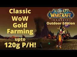 Classic Wow Gold Farming | 120g P/H | Silithus | Smoked Desert Dumplings - YouTube