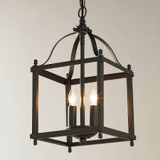 classic lantern pendant light