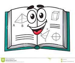 happy smiling cartoon textbook stock vector ilration of college concept 42729142