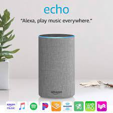 Loa thông minh Amazon Echo (2nd Generation) – Gió Biển